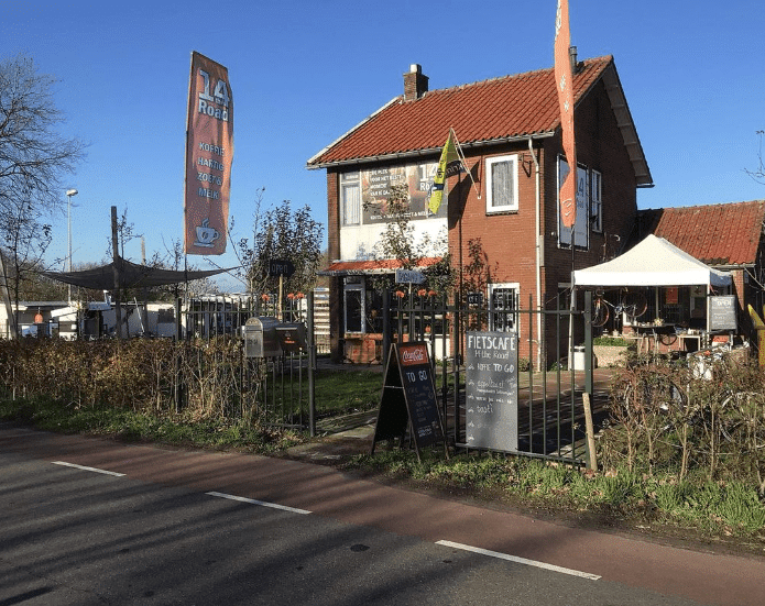 14theRoad Gouda - wielercafes.nl