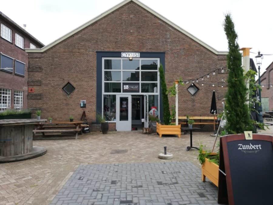 Cyklist Eindhoven - Wielercafes.nl