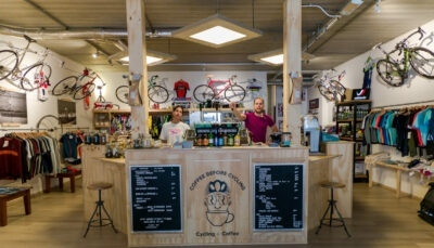 Fixed Gear Coffee - wielercafes.nl