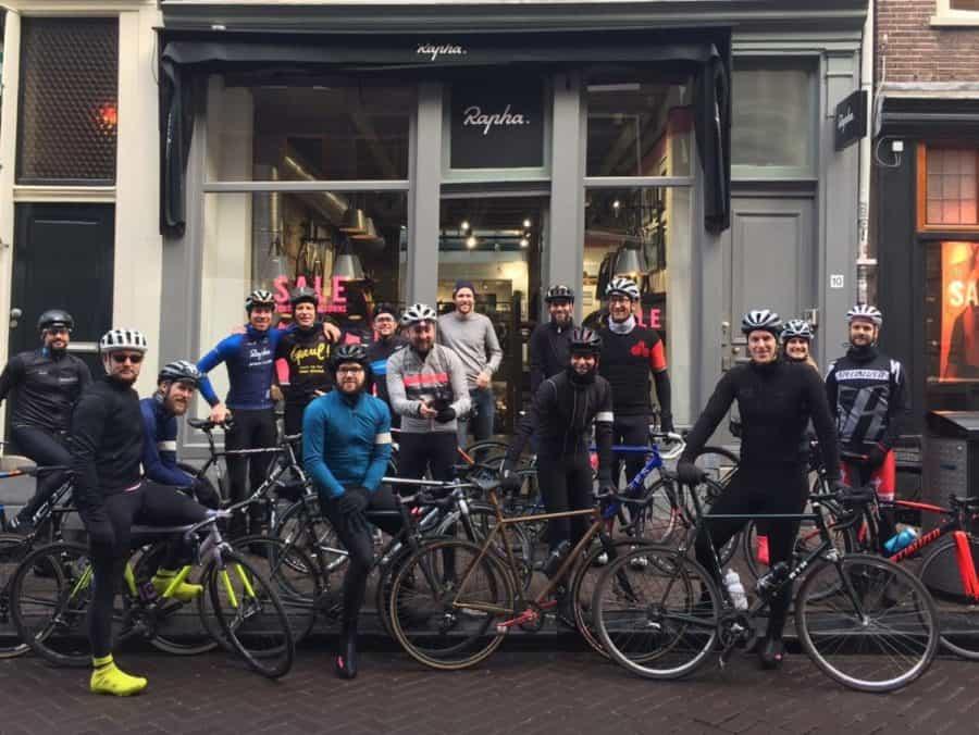 Rapha - wielercafes.nl
