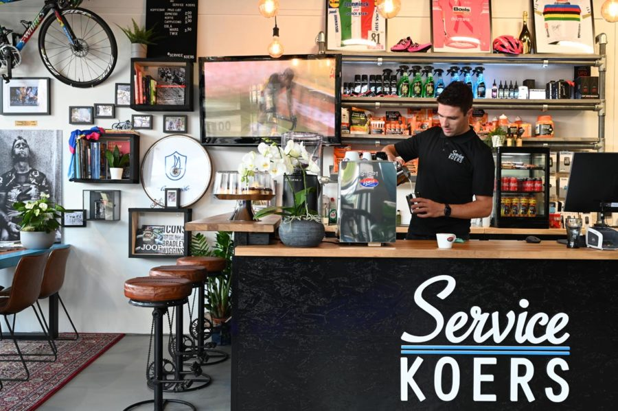 Service Koers - wielercafes.nl