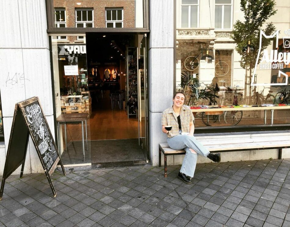 Alley Cat in Maastricht - wielercafes.nl