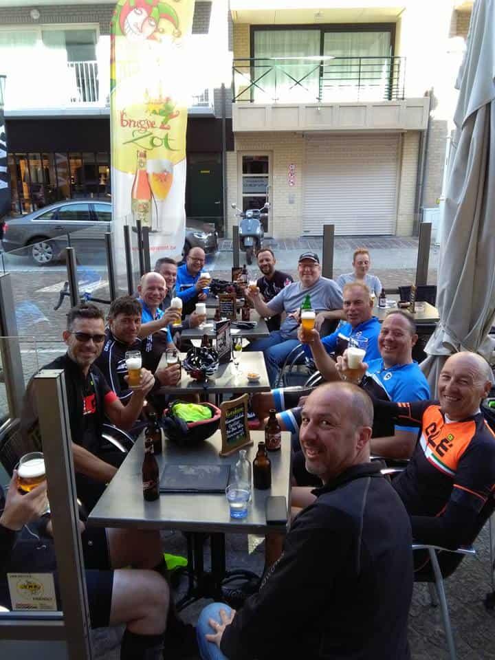 Bar Guidon in Nieuwpoort - wielercafes.nl