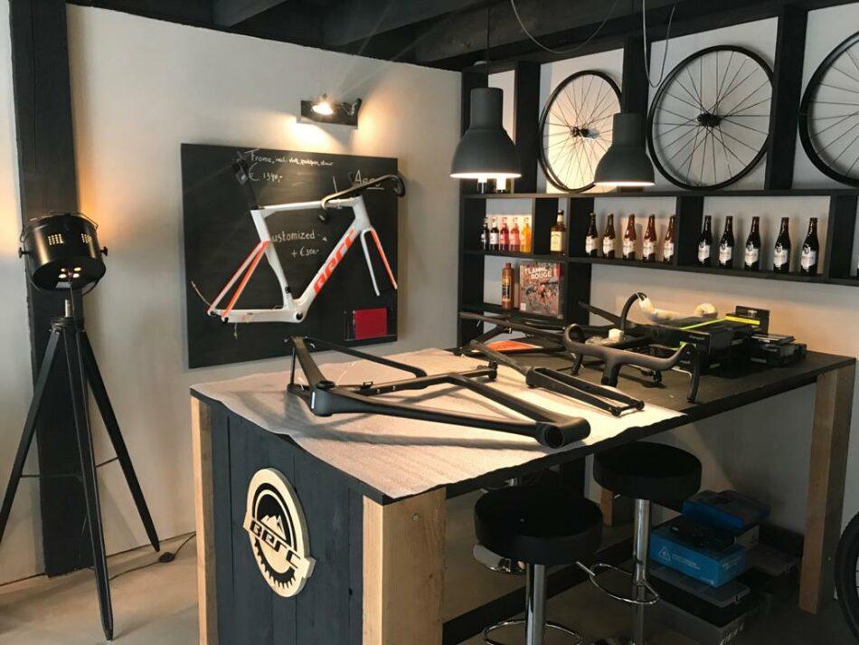 Berc Bikes - wielercafes.nl