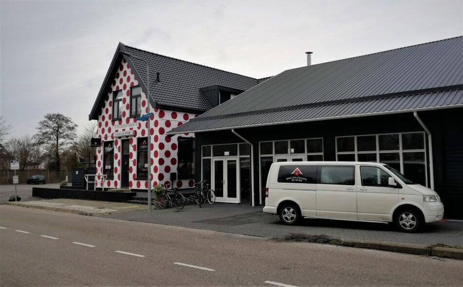 Bolletjescafe De Klok in Warmenhuizen - wielercafes.nl