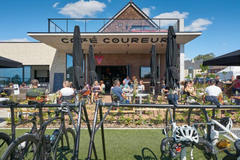 Café Coureur - wielrecafes.be