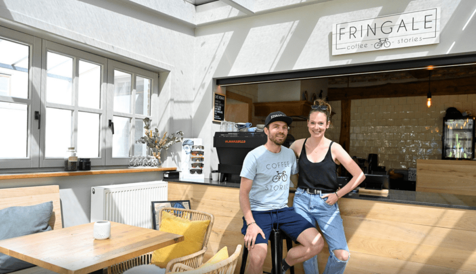 Café Fringale in Zoersel - wielercafes.nl