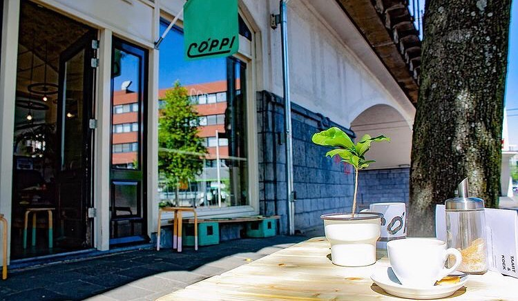 Coppi Koffie - wielercafes.nl