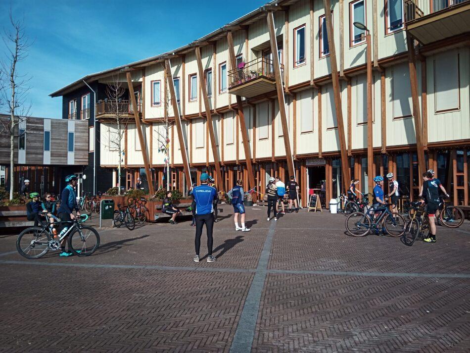 De Proloog in Amerongen - wielercafes.nl