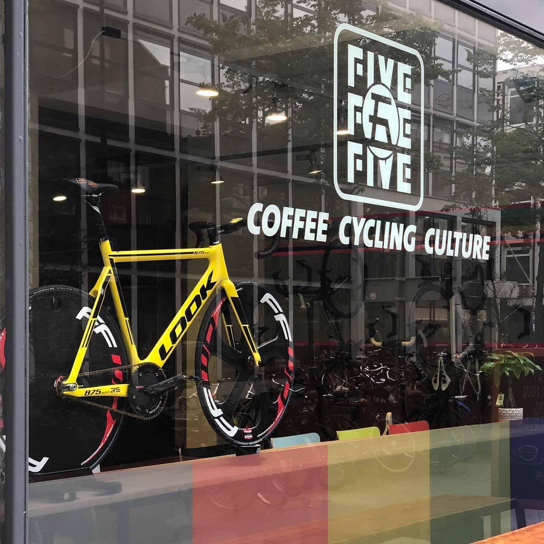 Five Five Five - wielercafes.nl
