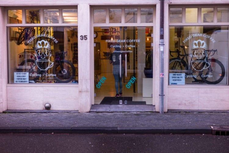Fixed Gear Maastricht - wielercafes.nl