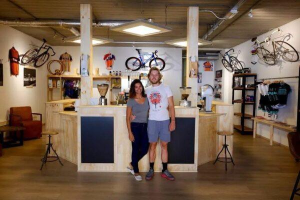 Fixed Gear Coffee in Maastricht - wielercafes.nl