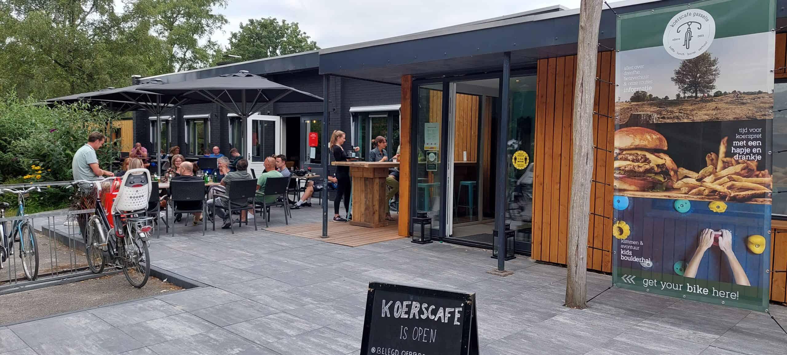 Koerscafé Gasselte - wielercafes.nl