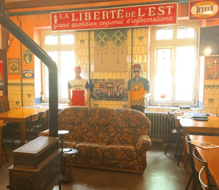 La Haute Fourche - wielercafes.nl