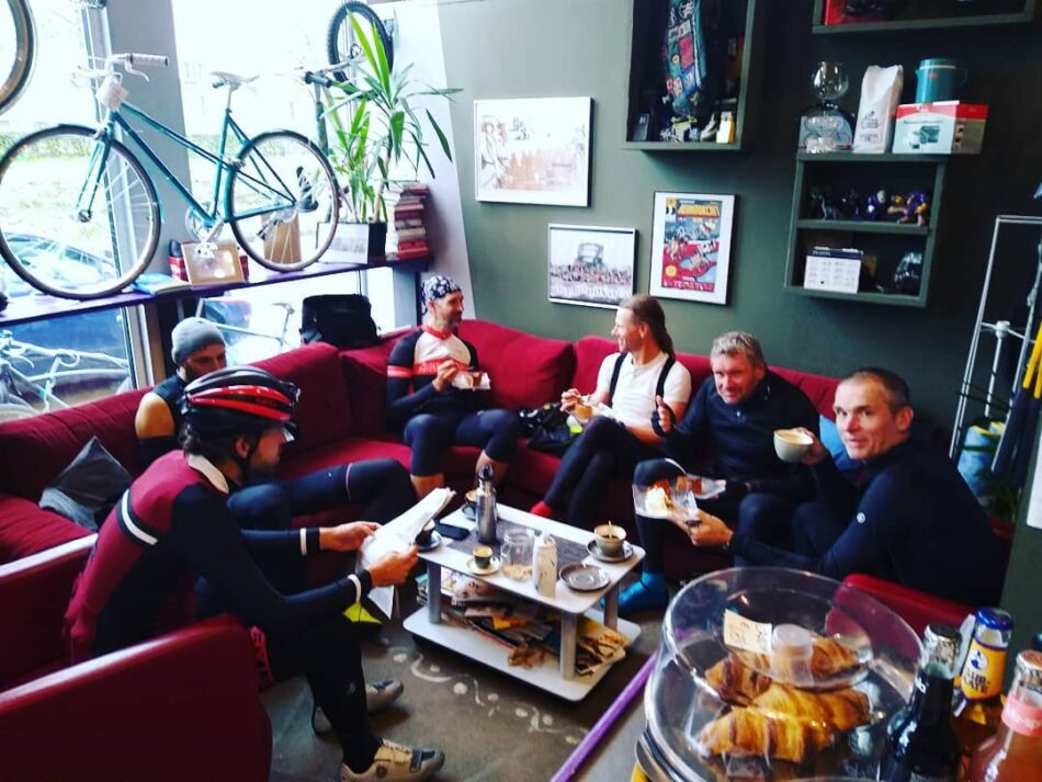 MadMen Bicycles and Coffee - wielercafes.nl