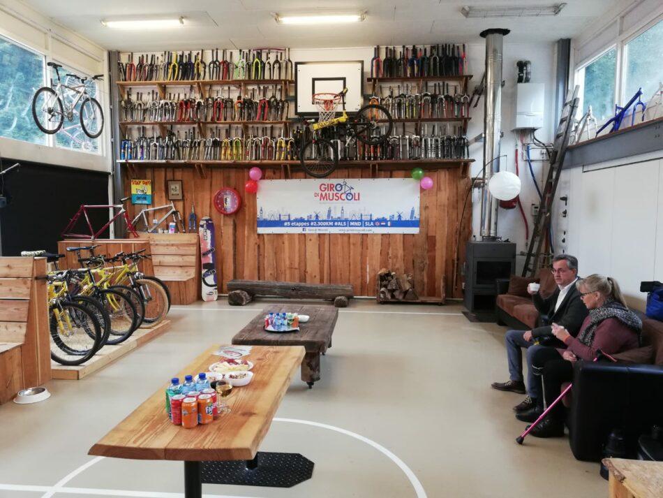Mountainbike Museum Arnhem - wielercafes.nl