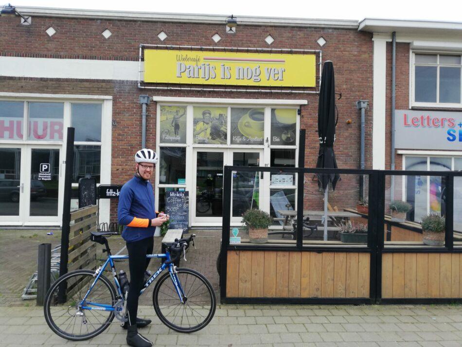 Parijs is nog ver in Doetinchem - wielercafes.nl
