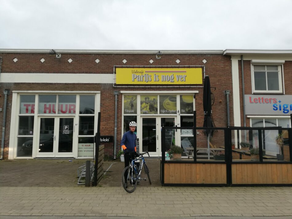 Parijs is nog ver (Doetinchem) - wielercafes.nl