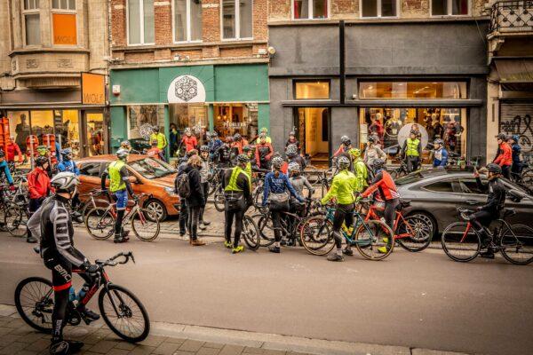 Pedaleur de Flandres in Gent - wielercafes.be