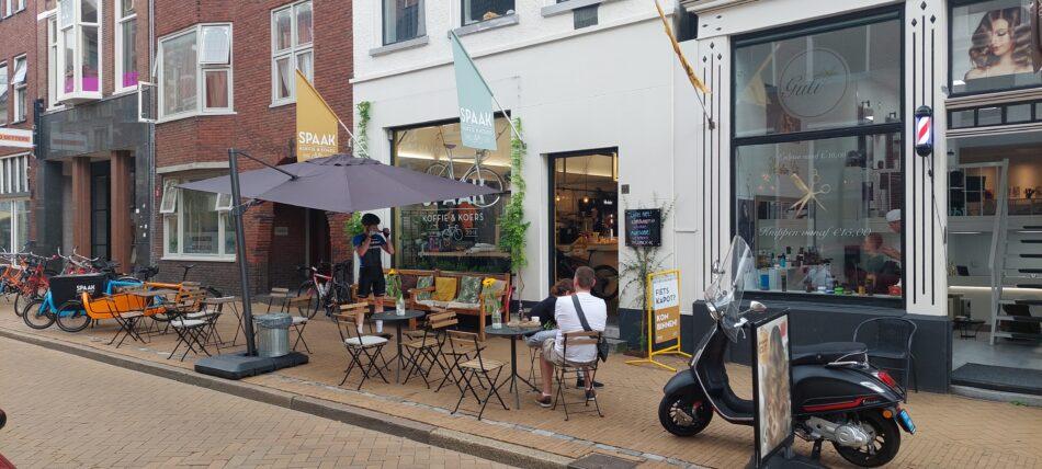 Spaak in Groningen - wielercafes.nl