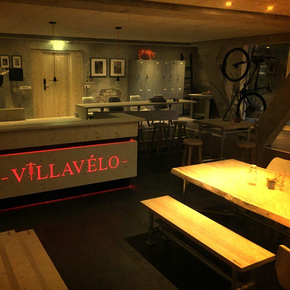 VillaVélo in Ootmarsum - wielercafes.nl