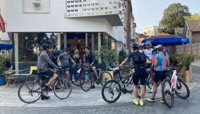 Vitesse Coffee & Cycling in Antwerpen - wielercafes.be