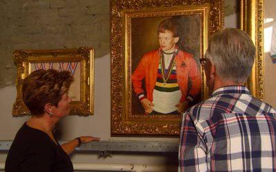 Bert Oosterbosch 'Rooie' - wielercafes.nl