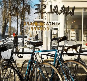 De Waalse Pijl in de winter - wielercafes.nl