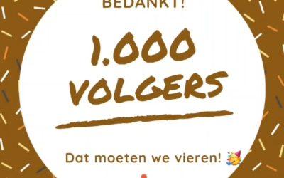 Instagram 1000 volgers - wielercafes.nl