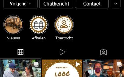 Instagram - Wielercafes.nl