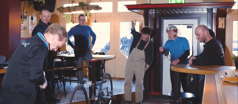 Trapperie als nieuw Limburgs wielercafé in Sevenum - wielercafes.nl