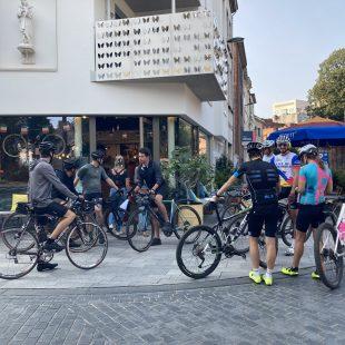 Vitesse Coffee & Cycling in Antwerpen - wielercafes.be