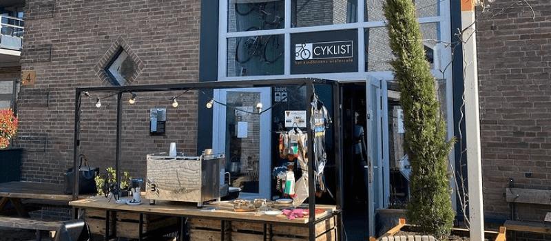 Wielercafés openen terrassen - Cyklist - wielercafes.nl