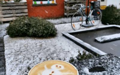 Cycloboutique in de winter - wielercafes.be